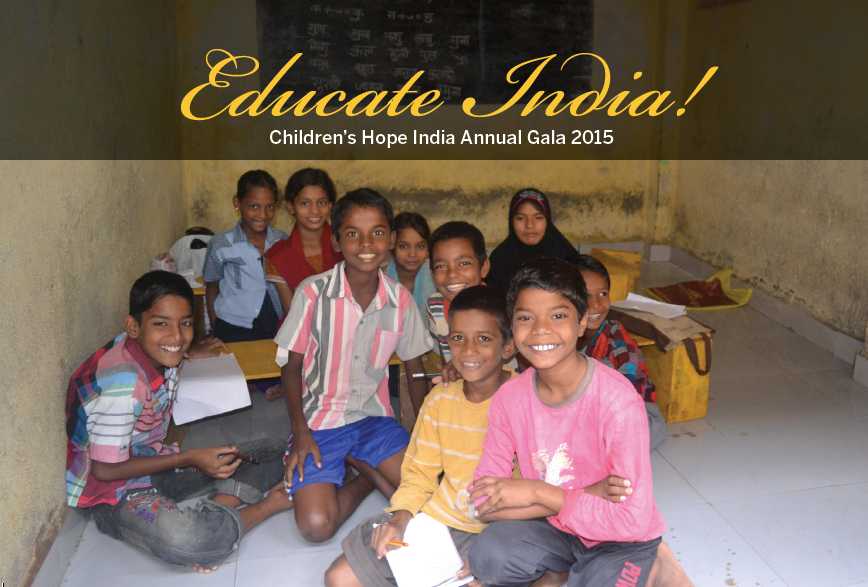 The Educate India Gala